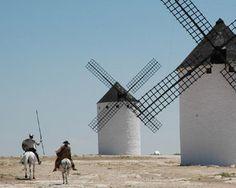 don quijote molinos - Buscar con Google