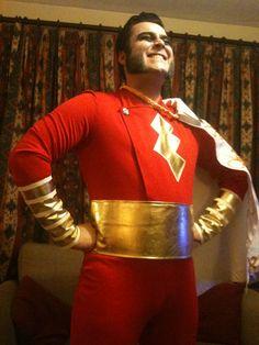 Captain Marvel (Billy Batson) #cosplay