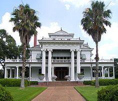 Mcfaddin Ward House Beaumont Texas