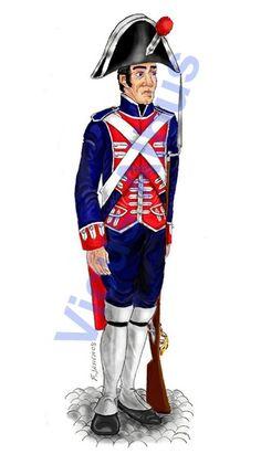 Reales Guardias de Infantería Española