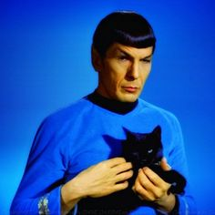 Long live and prosper, Spock