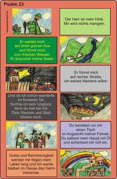 Bildergebnis für vater unser grundschule arbeitsblatt | Gebete ...