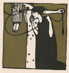 Koloman Moser- Ver Sacrum 1902