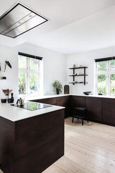 my scandinavian home: A Beautifully Pared-back Norwegian Hillside Home