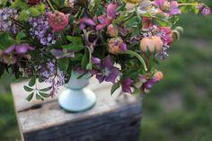Spring Bouquet - Floret Flower Farm by Erin Benzakein / Floret Flower Farm, via Flickr