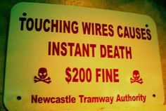 The good thing is that if you die, you won't need to pay the fine.