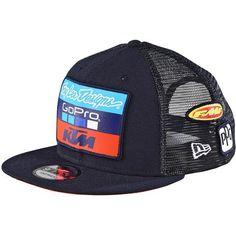 c0865472b5f Troy Lee Designs 2017 KTM Team LIC Men s Snapback Adjustable Hats Navy Hats