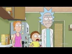 THE RICK AND MORTY INVOCATION [Rick and Morty ytpmv] - YouTube