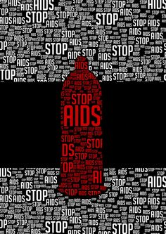 Stop AIDS Hiv Prevention, World Aids Day, Pride Parade, I School, Coding, Mood, Sayings, Poster, Fictional Characters