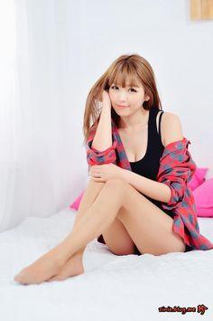 Korean Racing Queen - Lee Eun Hye