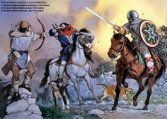 S. Italian Warriors - 1000s AD