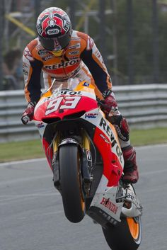 Marc marquez! Youngest Moto GP champion 2013!!!!!!!!