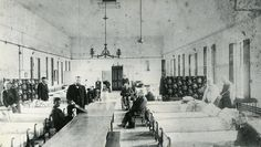 Mens' Ward Tewksbury Almshouse by PublicHealthMuseum, via Flickr