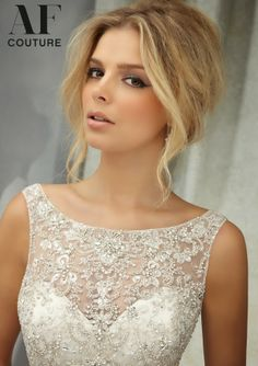 AF Couture by Mori Lee Fall 2014 Bridal Collection - Belle the Magazine . The Wedding Blog For The Sophisticated Bride