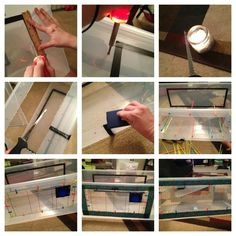 DIY Hamster Cage (Bin Cage) | Hammy Happenings