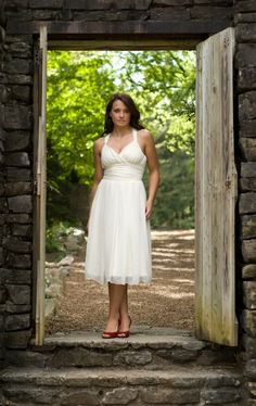 Eco Friendly Wedding Dress - Made to Order