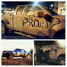 Promposals Are the New Proposals: Source: Instagram User kmcclells