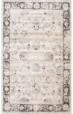 Beaumont VI16A Distressed Adileh Rug