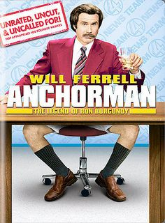 Anchorman: The Legend of Ron Burgundy (DVD, 2004, Extended Edition Widescreen) in DVDs & Movies, DVDs & Blu-ray Discs | eBay