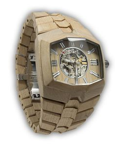 746 Series Mechanical Wooden Watch by JORD