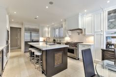 108 Dunvegan Road is a 5,200 sq. ft. mini-palace, located only a block away from the prestigious Upper Canada College.