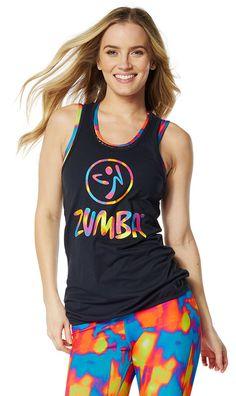 Hot In Here Bubble Réservoir | Zumba Fitness Boutique