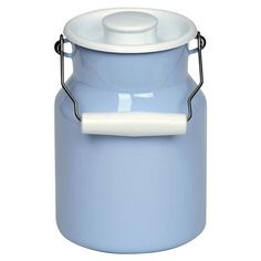 Riess Milk Churn 1.5Ltr, Baby Blue