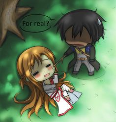 SAO FA - for real? by GreenTeaNeko.deviantart.com