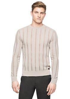 Versace - Maglia in tessuto a rete