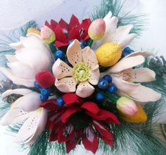 Christmas gift Floristic arrangement Gift for от TenderDreams