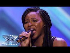 Roxxy Montana - Girl Group from Detroit Kills It! - THE X FACTOR USA 2013