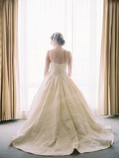 Photography : Abby Jiu Photography Read More on SMP: http://www.stylemepretty.com/washington-dc-weddings/2016/01/14/classic-romantic-glamorous-ritz-carlton-d-c-wedding/