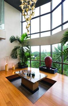 6 Amazing Indoor Water Feature Ideas - Naturallyou - HOME