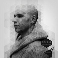 love this overlay texture -- Metalheadz 100 by Sig Vicious, via Behance