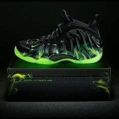 "NIKE AIR FOAMPOSITE ONE ""PARANORMAN"" AUCTION #sneaker"