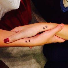 unique Friend Tattoos - 88 Best Friend Tattoos for BFFs