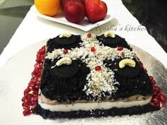 OREO CHOCOLATE PUDDING - Easy dessert / pudding recipes