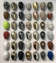 """MODEFABRIEK AMSTERDAM, The Netherlands, """"In a sea of people, my eyes will always search for you"""", for Hans boodt mannequins, photo by Gaby Zwaan, pinned by Ton van der Veer"""