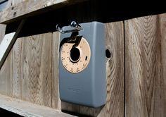 Upcycled Rotary Phone Birdhouse