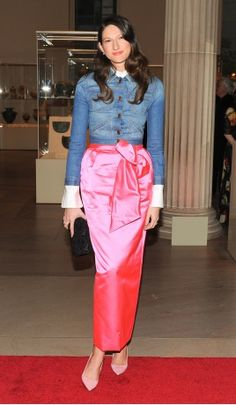 Vogue Daily — Jenna Lyons in J.Crew