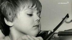 David Garrett age 3