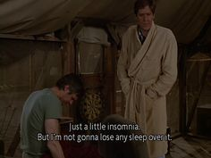 M*A*S*H... this was such a sad episode. Excellent acting by a young Edward Hermann.