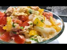 Breakfast Recipes, Dinner Recipes, Cabbage Salad, Cabbage Recipes, Potato Salad, Stuffed Peppers, Cooking, Low Calories, Ethnic Recipes