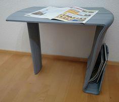 Interior - Roboprint Corner Desk, Interior, Furniture, Home Decor, Sofa Side Table, Binder, Flasks, Design Interiors, Corner Table