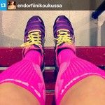 #Repost from @endorfiinikoukussa with @repostapp #runner #ready #to #go #instarunner #instarun #calfsleeves #compressioncalfs #zpcalfsox #zp...