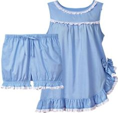 Cotton baby doll pajamas keep you stylish and cool on warm nights. Our baby doll sleepwear includes boomer-style pajama bottoms and a sleeveless top. Baby Doll Pajamas, Cute Pajamas, Pyjamas, Night Suit, Night Gown, Vintage Outfits, Vintage Fashion, Fashion Tv, Sleepwear Women