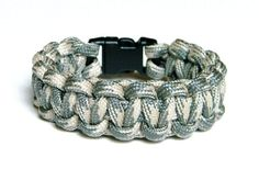 "9"" US Air Force ABU Paracord Bracelet (Desert Foliage)"