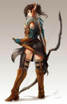 Elfa anime fantasy, high fantasy, fantasy rpg, fantasy warrior, fantasy w. Character Design Cartoon, Fantasy Character Design, Character Design Inspiration, Character Art, Dnd Character Sheet, Female Character Concept, Elf Characters, Dungeons And Dragons Characters, Fantasy Characters