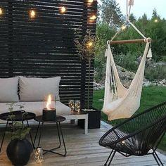 Design Jardin, Terrace Design, Backyard Patio Designs, Backyard Landscaping, Patio Ideas, Garden Ideas, Outdoor Spaces, Outdoor Living, Outdoor Decor