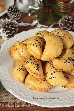 Magic Recipe, Polish Recipes, Dim Sum, Dumplings, Pierogi, Finger Foods, I Foods, Catering, Ale